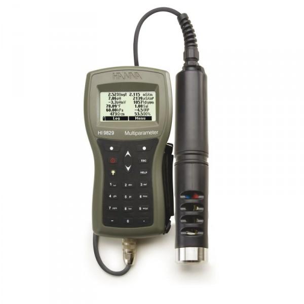 Mehrparameter Messgerät hi9829